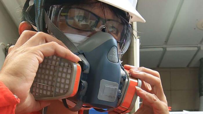 ontario - respiratory protection