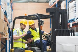Forklift Safety Training Refresher