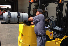 Train The Trainer - Propane Cylinder Exchange Program