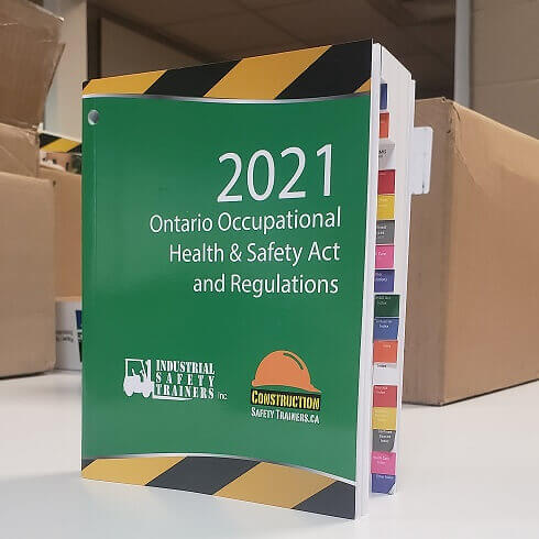 occupational health and safety act 2021