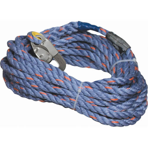 safety supplies vertical lifeline