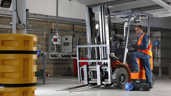 forklift pre use equipment inspection