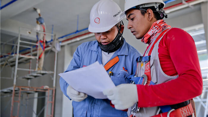 safety risk assessment and safe work instructions